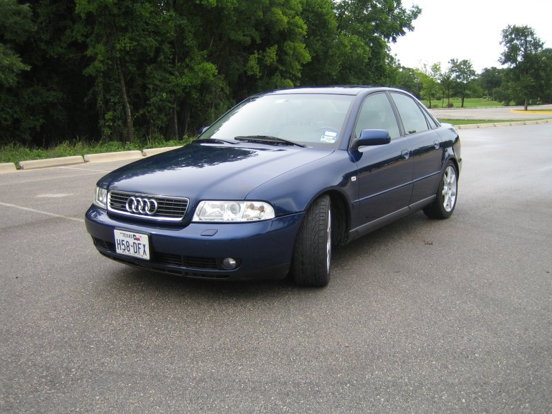 2000 Audi A4 1.8T Quattro For Sale